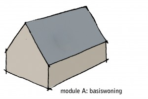 Module A - Drentse Schuurwoning