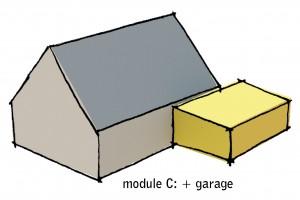 Module C - Drentse Schuurwoning